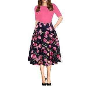 Women's Dress with Pockets Size M